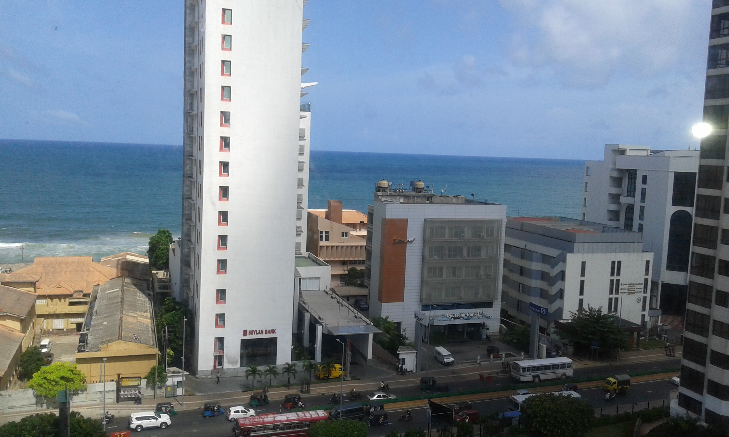 Monarch Luxury Apartments Colombo